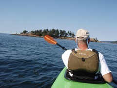 Kayaking - San Juan Islands 033