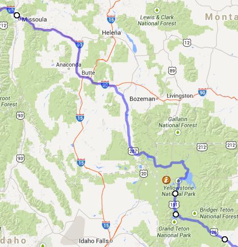 Yellowstone national park joe abbotts weblog image while yellowstone sciox Image collections