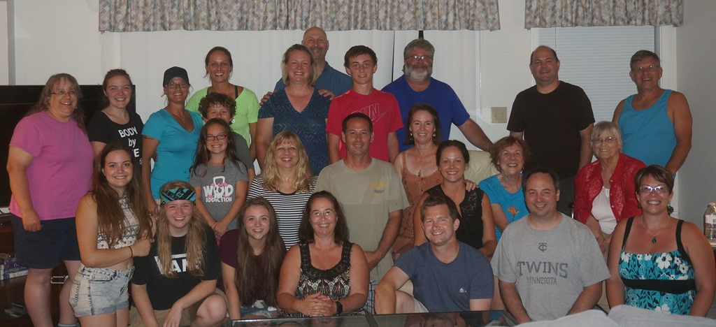 Emerald Isle Family 2016